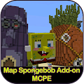 Map Spongebob Addon for MCPE APK for Bluestacks