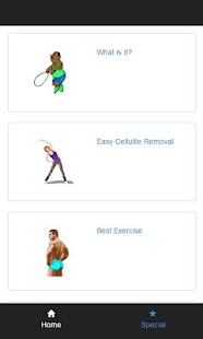 exercises to get rid cellulite - screenshot