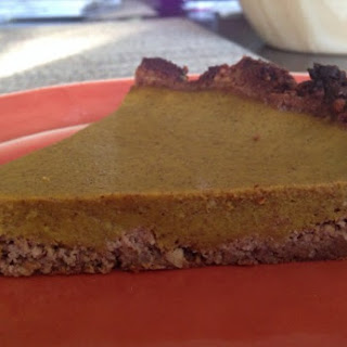 Perfectly Paleo Pumpkin Pie