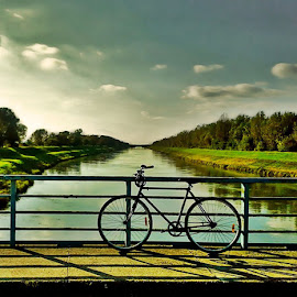 breather by Alka Smile - Transportation Bicycles