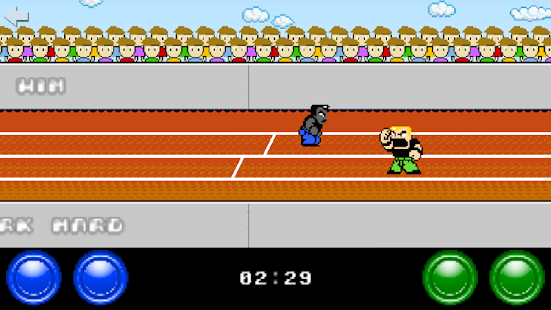 Crazy Hurdle - screenshot