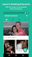 Screenshot of WedSocial by WeddingWire