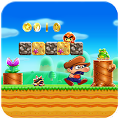 Free Super Boy World Adventure APK for Windows 8