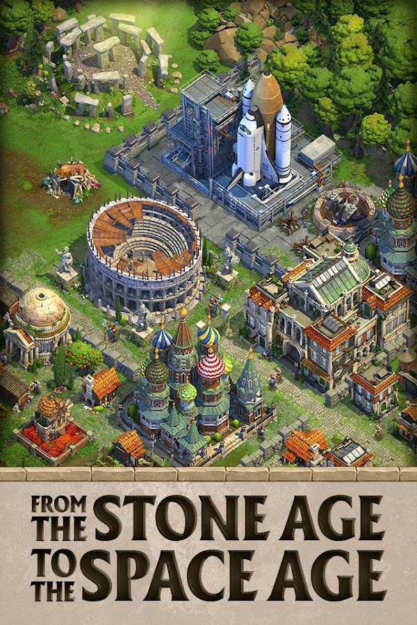DomiNations Asia Screenshot 2