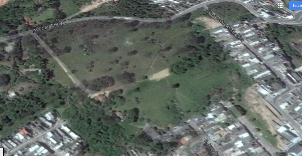 Área de terreno ideal para o programa Minha Casa, Minha Vida.