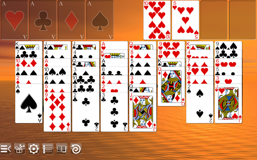 Cell Solitaire - screenshot