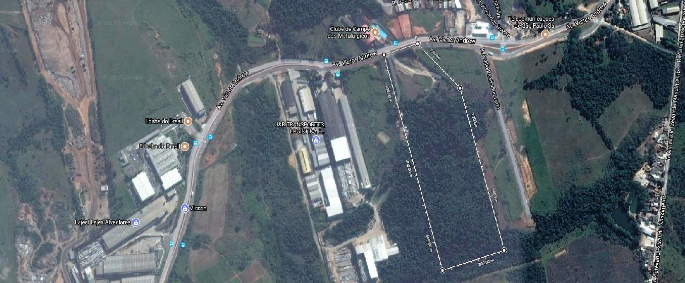 Área comercial à Venda - Zona Industrial