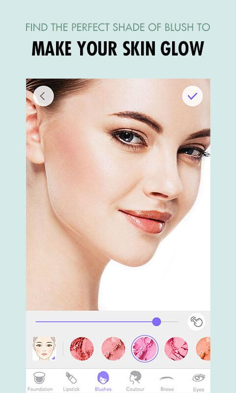 MakeupPlus - Makeup Editor Screenshot 3