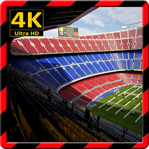 Wallpaper for Nou Camp Estadim