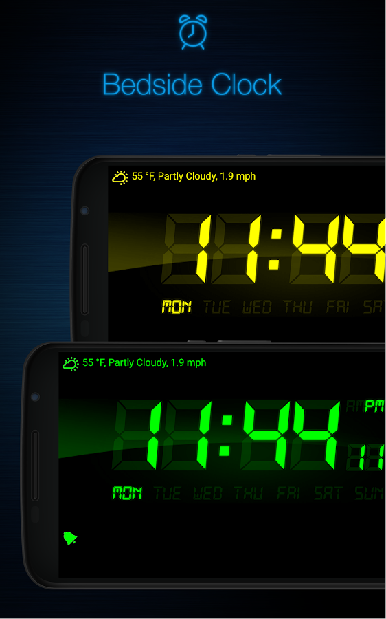 My Alarm Clock Free Screenshot 1