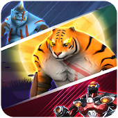 Game Ninja Tiger fighting 3D APK for Windows Phone