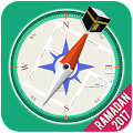 Qibla Compass - Ramadan 2017 APK for Bluestacks