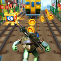 Game Ninja Subway Turtle APK for Kindle