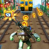 Ninja Subway Turtle
