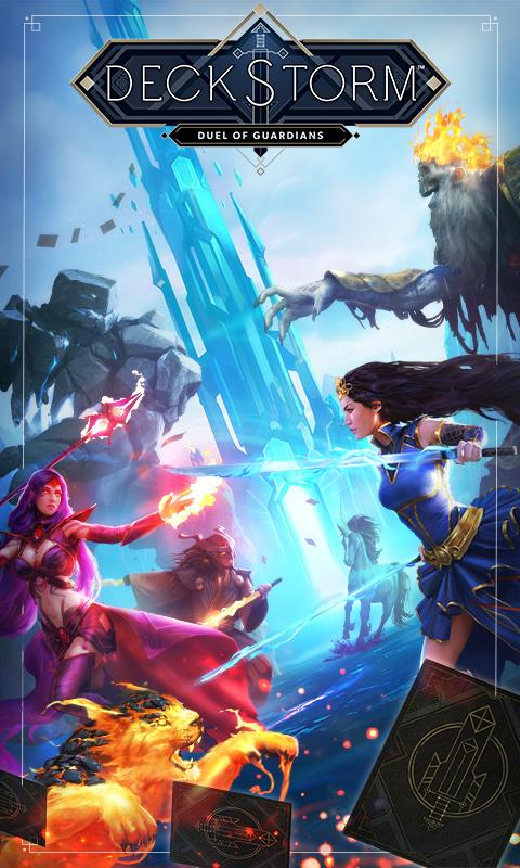 Deckstorm: Duel of Guardians Screenshot 4
