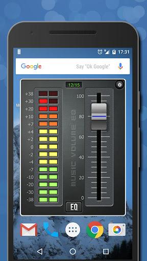 Music Volume EQ - Sound Bass Booster & Equalizer screenshot 5