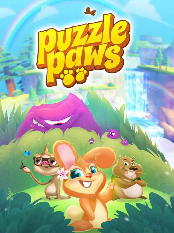 Puzzle Paws: Match 3 Adventure Screenshot 9