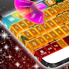 Keyboard Themes Neon