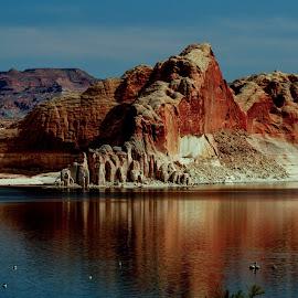 Lake Powell by Sandra Maldonado - Landscapes Travel