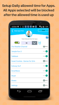 Trackidz Parental Controls APK screenshot thumbnail 2