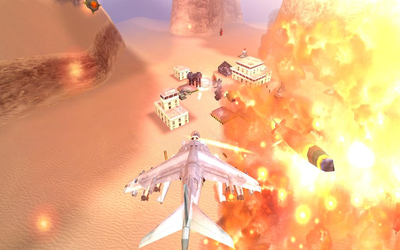 GUNSHIP BATTLE : Helicopter 3D Screenshot 15