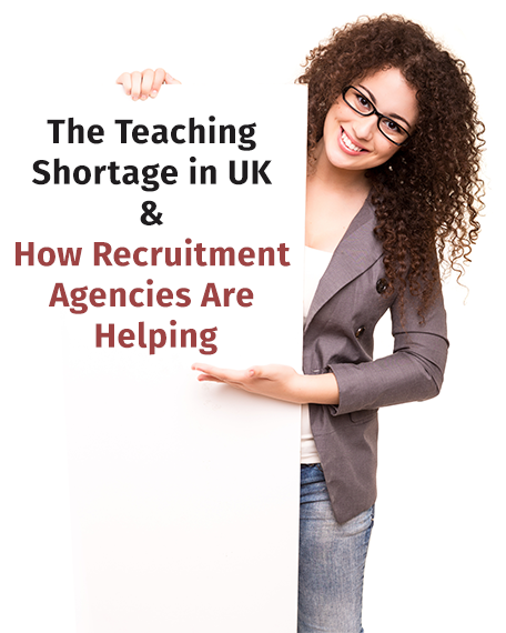 The Teaching Shortage in UK and How Recruitment Agencies Are Helping