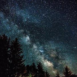 by Jeffrey Goodman - Landscapes Starscapes