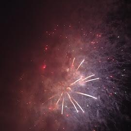 Saigon TET by Beh Heng Long - Abstract Fire & Fireworks ( fireworks )