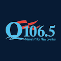 Q-106.5 - Bangor (WQCB) APK for Kindle Fire