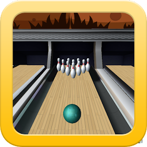 Simple Bowling Icon