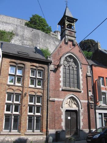 photo de Eglise Notre-Dame (anciennement chapelle Saint-Materne)