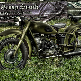 by Pat Somers - Transportation Motorcycles