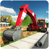 Heavy Excavator Simulator 2016 APK for Ubuntu