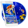 Free Koi Fish Keyboard Theme APK for Windows 8