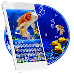 Koi Fish Keyboard Theme Icon