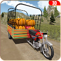 Tuk Tuk Rickshaw Food Truck 3D APK for Bluestacks