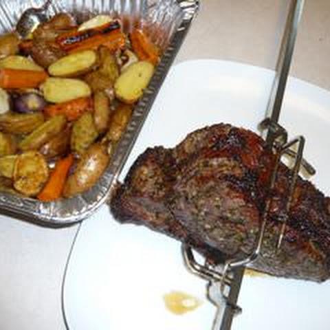 Rotisserie Rib Roast Recipes | Yummly