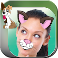 App Cute Animal Photo Stickers Cam APK for Kindle