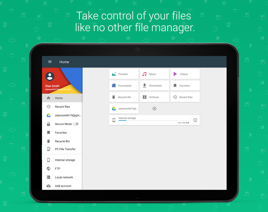 File Commander - File Manager Screenshot 8