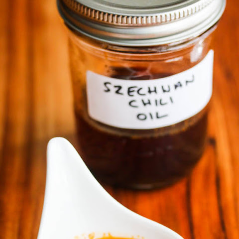 Szechwan Hot Chili Oil
