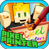 Pixel Painters for Minecraft For PC (Windows And Mac)