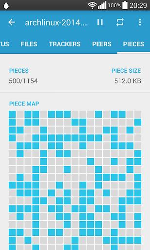 Flud - Torrent Downloader screenshot 8