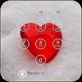 Love Keypad Lock Screen Theme APK for Bluestacks
