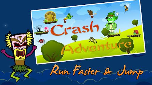 Crash Adventure World - screenshot