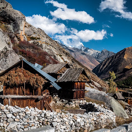 Inside Chitkul  by Akashneel Banerjee - Landscapes Travel ( mountain, himalaya )