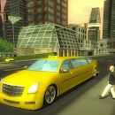 Extreme Limo Taxi Driver 2017 icon