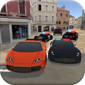 Download Police Car Games: Escape Chase for Windows Phone