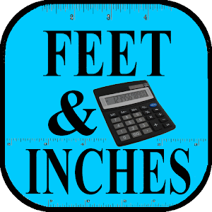 feet and inches calculator android apps on google play. Black Bedroom Furniture Sets. Home Design Ideas
