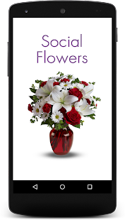 Social Flowers:Flower Delivery - screenshot