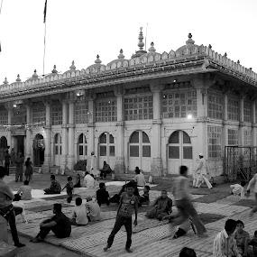 Sarkhej Roza  by Amit Suvera - Buildings & Architecture Public & Historical